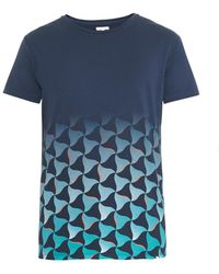 Orlebar Brown Tommy Nautilus-print T-shirt - Lyst