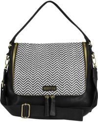 Kenneth Cole Reaction Twoinone Convertible Hobo - Lyst