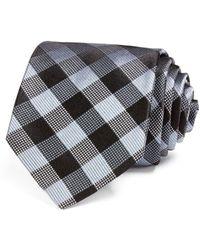 W.r.k. - Dobby Gingham Classic Tie - Lyst