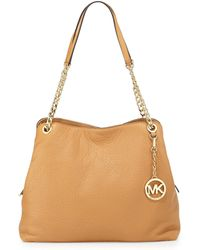 MICHAEL Michael Kors Jet Set Large Tote Bag - Lyst
