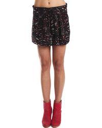 IRO Rhea Skirt multicolor - Lyst