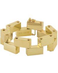 CC SKYE | Brick And Mortar Bracelet | Lyst