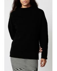 Cheap Monday | Invert Sweatshirt W/ Zips | Lyst