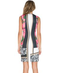 Clover Canyon - Scribble Scarf Dress - Lyst