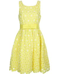 P.A.R.O.S.H. 'Twiggy' Dress - Lyst