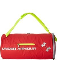 Under Armour Ua Isolate Duffel - Lyst