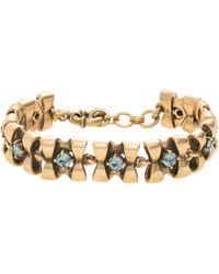 J.Crew - Tiny Bow Bracelets - Lyst