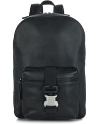 Christopher Kane | Leather Safety-Buckle Backpack | Lyst