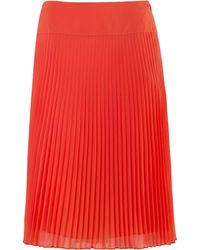 Baukjen Jamie Pleat Skirt - Lyst