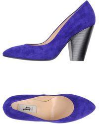 B Store Court purple - Lyst