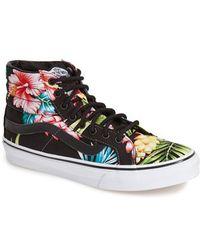 Vans 'Sk8-Hi Slim' Hi-Top Sneaker - Lyst