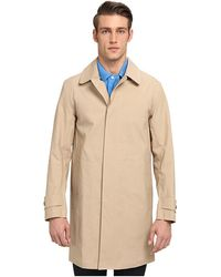 Jack Spade Bonded Trench Coat - Lyst