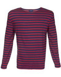 Saint James Light Weight Striped Jersey - Lyst