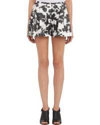 Thakoon Full Pleated Shorts - Lyst