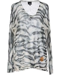 Just Cavalli G Sweater - Lyst