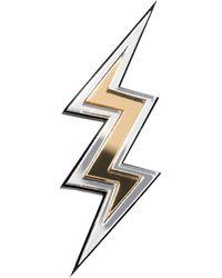 Yazbukey - Lightning Brooch - Lyst