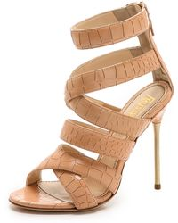 Jerome C. Rousseau - Floyd Strappy Sandals - Lyst