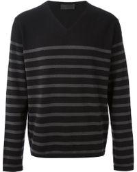 Iris Von Arnim V-Neck Sweater - Lyst