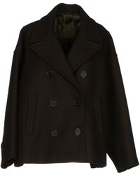 Neil Barrett Coat - Lyst