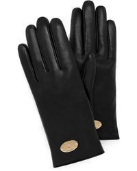 Mulberry | Oval Lock Glove | Lyst
