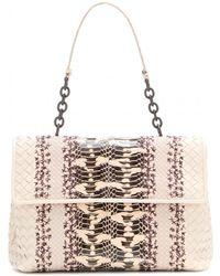 Bottega Veneta Olimpia Leather Shoulder Bag - Lyst