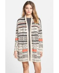 Billabong - Southwest Knit Cardigan - Lyst