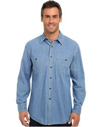 Pendleton Ls Rivergrove Fitted Shirt - Lyst