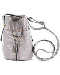 Halston Heritage | Mini Bucket Bag | Lyst