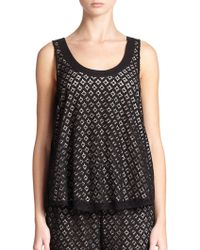 See By Chloé Lace Top - Lyst