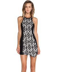 Lovers + Friends Simmer Body Con Dress - Lyst