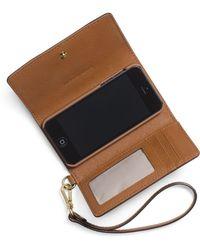 Michael by Michael Kors Electronics Phone Wristlet - Lyst
