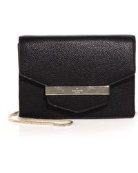 Kate Spade Tizzie Leather Crossbody Bag - Lyst