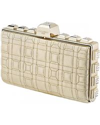 Azzaro | Vendôme Quilted Clutch | Lyst