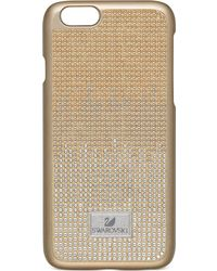 Swarovski - Crystalized Plastic Iphone 6 Case - Lyst