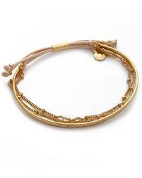 Gorjana - Taner Loop Mixed Bracelet - Lyst