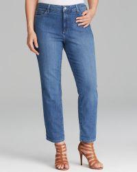 Nydj Plus Tanya Boyfriend Jeans In Modesto - Lyst