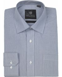 Skopes Easy Care Regular Fit Formal Shirt - Lyst