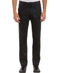 Public School - Double-Waist Skinny Jeans - Lyst