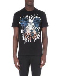 Neil Barrett Mickey Mouse Printed T-shirt - For Men - Lyst