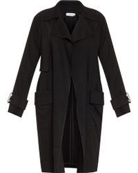 A.L.C. Viscose Wool Wayne Coat - Lyst