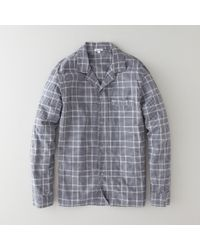 Steven Alan Cotton Pj Shirt - Lyst