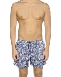 Obvious Basic - Beach Shorts And Trousers - Lyst