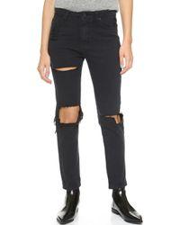 UNIF - Romeo Jeans - Black - Lyst