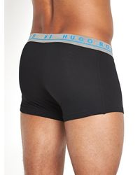 Hugo Boss Mens Fashion Boxers 3 Pack - Lyst