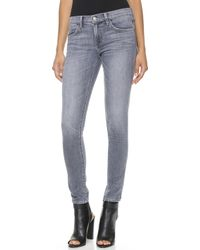 Wildfox Marianne Jeans Mystic - Lyst