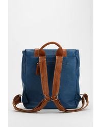 BDG - Structured Strap Vegan Leather Backpack - Lyst