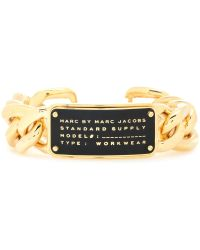 Marc By Marc Jacobs - Standard Supply Bracelet - Lyst