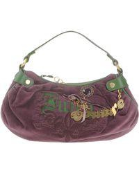 Juicy Couture Handbag purple - Lyst