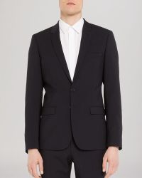 Sandro Notch Suiting Jacket - Slim Fit - Lyst