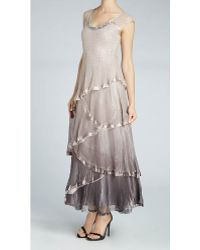 Komarov Long Dress - Lyst